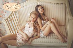 lingerie Aksils - bloomers vintage girl