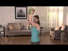 Yoga for chest workout pectoral exercise amp stretch