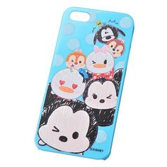 Tsum Tsum Iphone 5/ 5s case. They have some REALLY cute cases for 6 but I just think the 6 is too big for me.