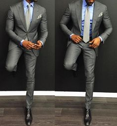 Perfect grey 👌 by @davidson_frere #Suituptime