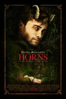 Horns - Daniel Radcliffe sprouts horns in this film for some odd reason and its strange, funny, and twisted all at the same time. It was actually good, despite it looking kinda chessy.