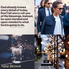 Don't let worry rob you. #letGod www.ninabrown.co.za Scripture Quotes, Bible Verses, Scriptures, Let God, Thought Of The Day, Morning Messages, Color Of Life, Spiritual Inspiration, Life Is Beautiful