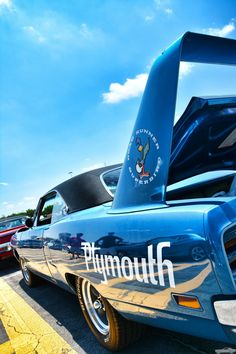 Best classic cars and more! Plymouth Muscle Cars, Dodge Muscle Cars, Detroit Cars, Plymouth Superbird, Best Classic Cars, Ford, American Muscle Cars, Dodge Charger, Amazing Cars