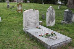 F. Scott Fitzgerald Birth: Sep. 24, 1896 Death: Dec. 21, 1940 Burial: Saint Mary's Cemetery Rockville Montgomery County Maryland, USA