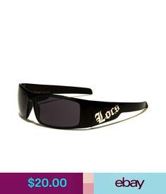1b9b054447a Men s Sunglasses Locs Sunglasses 9072 Silver Locs On Side Black Frame  ebay   Fashion Locs