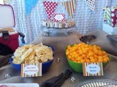 Beach Party Birthday Party Ideas | Photo 1 of 41 | Catch My Party