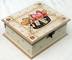 caixa costura by BILUCA ATELIER, via Flickr