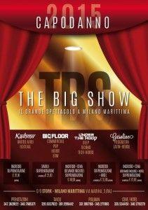 Capodanno 2015 @ Stork Milano Marittima: the Big Show http://www.nottiromagnole.it/?p=13935