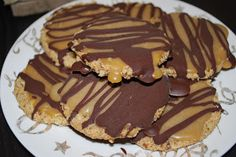 Heath Bar Cookies- This is the first grain and granulated sugar free cookie recipe I've found that has chewy cookies!