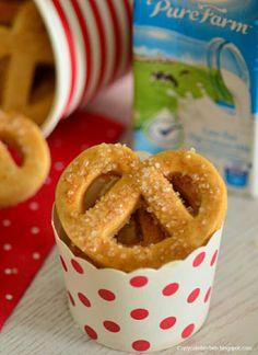 Copycake Kitchen: Danish Butter Cookies (Pretzel) 丹麦牛油饼干(扭结)
