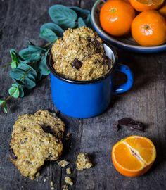Csokis narancsos keksz Healthy Menu, Muffin, Breakfast, Paleo, Food, Meal, Eten, Beach Wrap, Meals