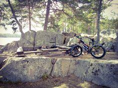 Fatbike Fat Bike, Hiking, Happiness, Journey, Camping, Nature, Walks, Campsite, Naturaleza