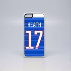 Tobin Heath USA Soccer Jersey Phone Case