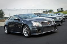 CTS - V coupe... if you're gonna burn gas, burn it in style