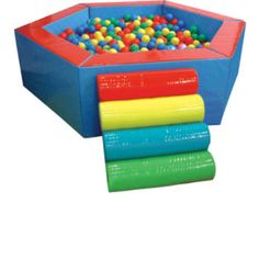 Giant Budget Ball Pit Sensory Room Items And Ideas