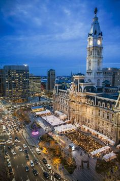 Things to do in Philadelphia during the holidays while at Sonesta Philadelphia Rittenhouse Square