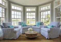 House of Turquoise: Martha's Vineyard Interior Design