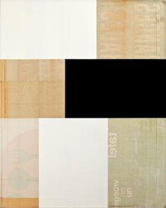 Robert Kelly, Tropos VII, 2007  oil/mixed media on canvas