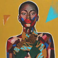 Celebrating Beauty and Color: Mikela Henry-Lowe   Fine Art Instruction, Articles, Art Videos & Art Resources   Artist's Network   Bloglovin'