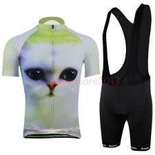Women Cycling Bike Short Sleeve Clothing Set Bicycle Wear Jersey Shorts S-3XL
