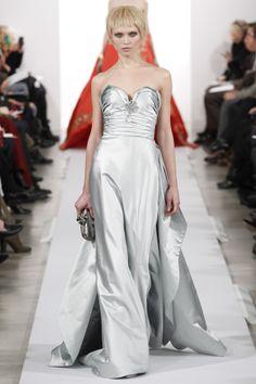 Oscar de la Renta - New York Fashion Week - Bridal Style Inspiration Autumn/Winter 2014-15