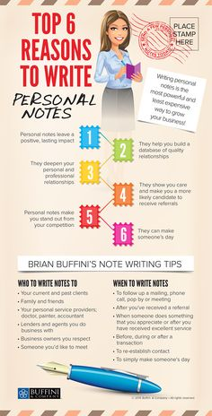 Discover the power of the personal note! Click to download and save the free PDF! #notes #realestate #leadgeneration #referrals #marketing #business #tips #infographic