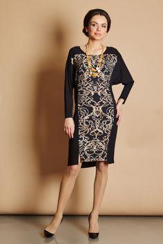 Платье с рукавом летучая мышь | Платье рукав летучая мышь купить
