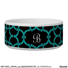 Your Custom Large Pet Bowl