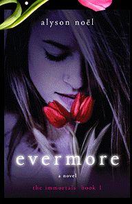 Alyson Noel, really good series, a bit like twilight, but really good.