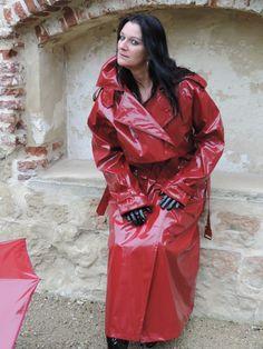 Raincoats For Women WomenS Jackets Vinyl Raincoat, Raincoat Outfit, Raincoat Jacket, Yellow Raincoat, Hooded Raincoat, Black Rain Jacket, Rain Jacket Women, Raincoats For Women, Outfits