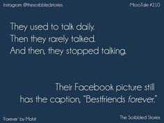 The Scribbled Stories. Story Quotes, Bff Quotes, Best Friend Quotes, Friendship Quotes, True Quotes, Deep Quotes, College Life Quotes, Tiny Stories, Short Stories