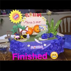 Florida State Float School Project