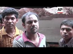 ▶ At least 70 dead in eight-storey building collapse - YouTube