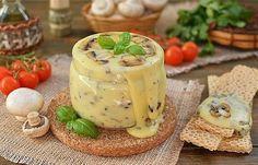 Домашний плавленый сыр с шампиньонами - вкуснятина! | Новость | Всеукраинская ассоциация пенсионеров