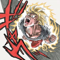 Dragon Ball Gt, Dragon Ball Image, Manga Anime, Anime Naruto, Character Art, Character Design, Ball Drawing, Manga Artist, Anime Kawaii