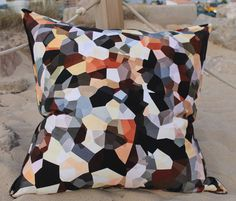 MUMO is a London-based environmentally responsible interior design brand that recently launched their pillow collection