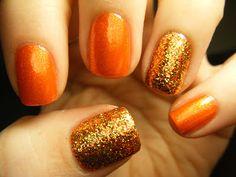 Hunger Games Nails :)
