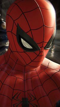 Top Spiderman Wallpapers - Homecoming, Into the Spider-Verse - Update Freak Marvel Comics, Marvel Villains, Marvel Heroes, Captain Marvel, Marvel Avengers, Deadpool Character, Marvel Comic Character, Marvel Characters, Spiderman Art