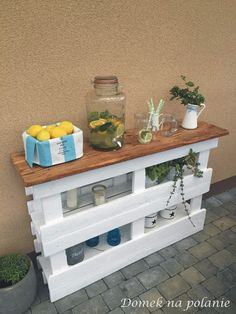 Palette Furniture, Crate Furniture, Diy Pallet Furniture, Diy Pallet Projects, Palette Deco, Diy Home Decor, Room Decor, Backyard Seating, Home And Deco