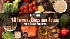 Try These 13 Immune Boosting Foods
