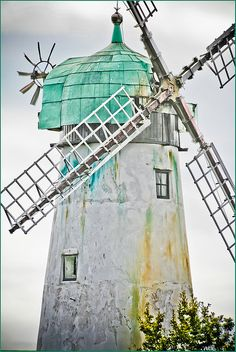 Windmill. I want to go see this place one day. Please check out my website thanks. www.photopix.co.nz