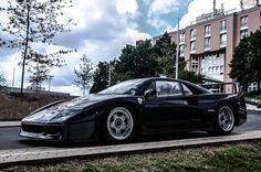 Ferrari F40 | Supercar Spotted