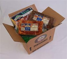 Father's Day Idea!  Thank you dad for always bringing home the bacon!   Bacon Sampler http://kountryspecialties.com/Bacon_Sampler-details.aspx