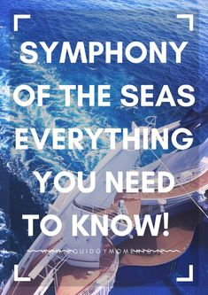 Here's everything you need to know about the world's largest cruise ship - Royal Caribbean's Symphony of the Seas - A Travel Review!