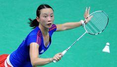 Hongyan Pi - Badminton : Clap de fin ! - L'équipe de France Olympique aux JO de Londres 2012