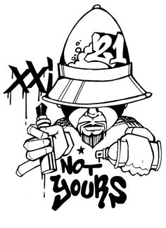 graffiti characters wizard - Google претрага