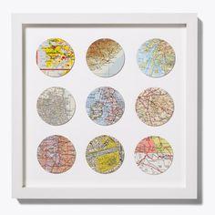 map art @Dwayne Desaulniers Desaulniers Desaulniers Desaulniers Cross