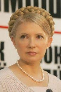 Yulia Tymoshenko, Prime Minister of Ukraine in 2007