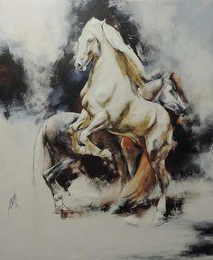'The greatest' 73x60cm Création de Sophie Dumas