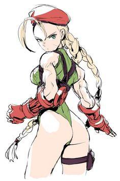 Street Fighter, Cammy, by matsuda (matsukichi)